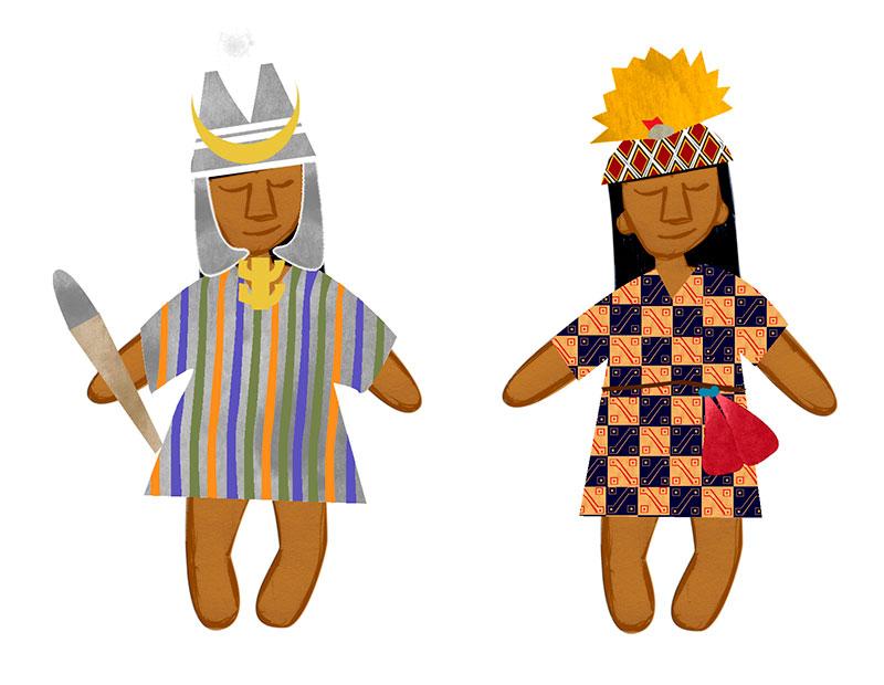 Cómo vivían – Los Precolombinos | Museo Chileno de Arte Precolombino